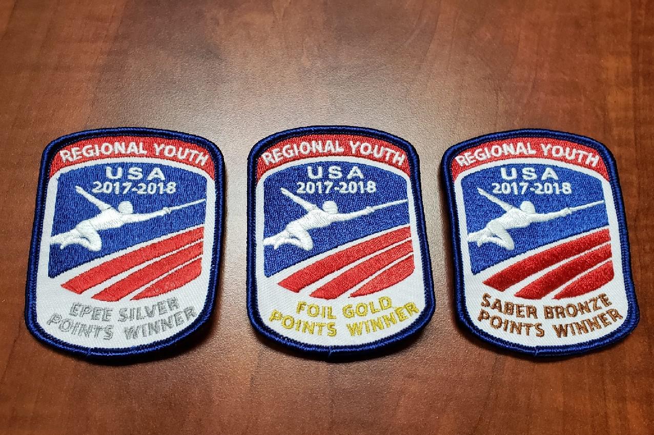 2017 18 Regional Recognition Program Patch Winners