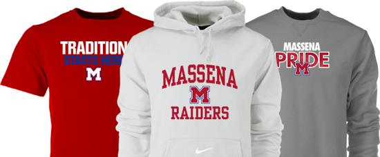 Massena Red Raider Online Store