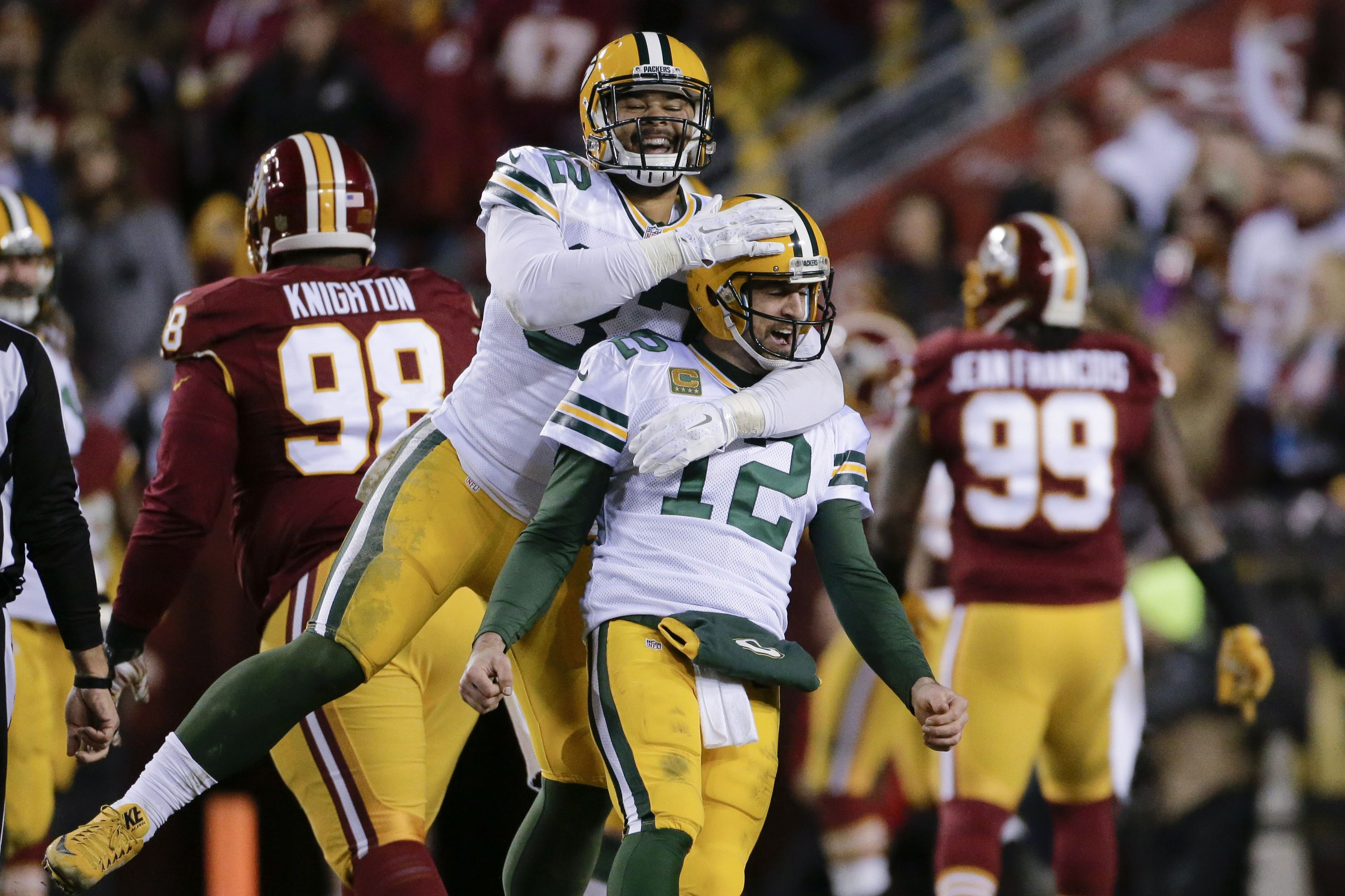 ... shopping jersey rodgers packers overwhelm redskins 35 18 womens green  bay packers jordy nelson mens elite 1010f51e4