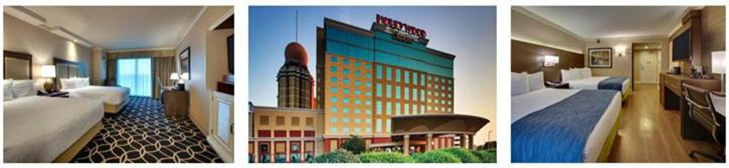 Hollywood Casino & Hotel Rooms