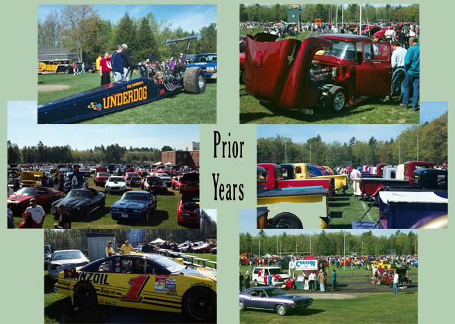 Bonney Eagle Car Show