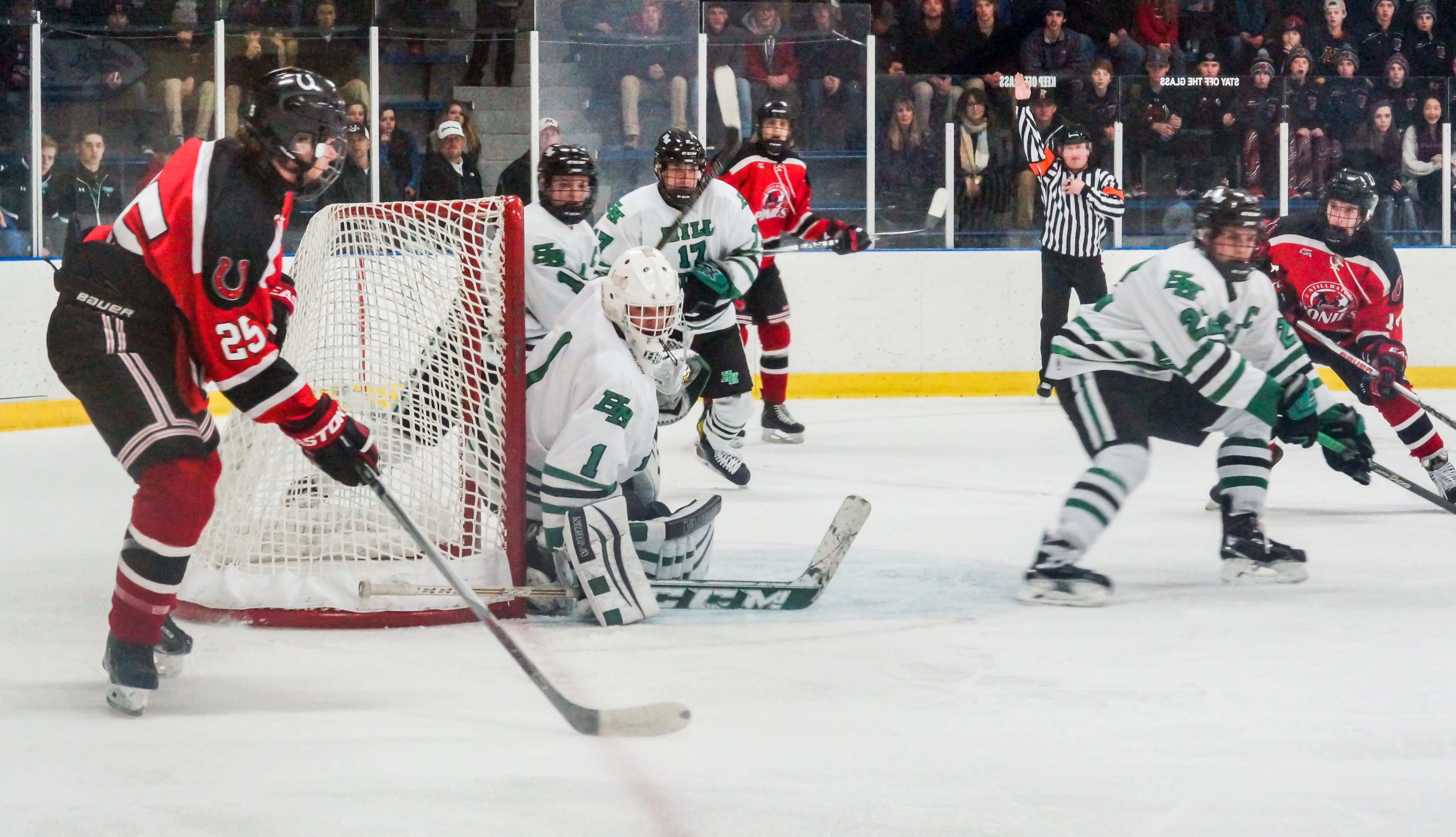 MN H.S.: Ponies Beat Hill-Murray In Likely Section Playoff Preview
