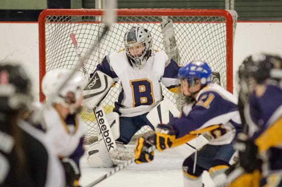 Burrillville Junior Hockey League