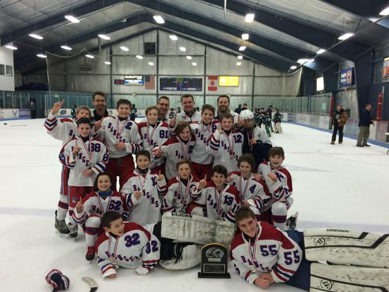 Congratulations to the 2004 Rangers for winning the District 4 Championship for the second year in a row!  Way to go, boys!!!
