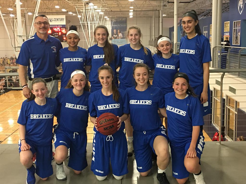 Ebersole- 11th Grade  Breakers Team