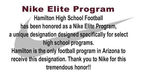 Nike Elite High School Program