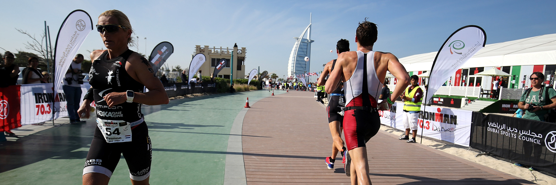 Run IRONMAN 70.3 Dubai