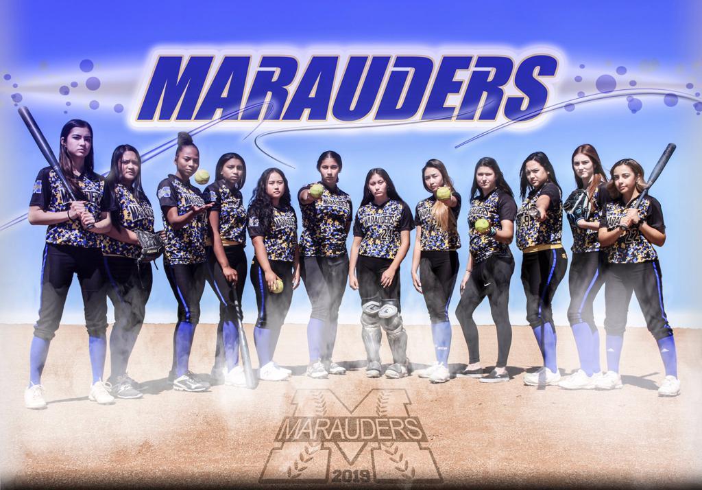 MMHS 2019 Varisty Squad Team Photo