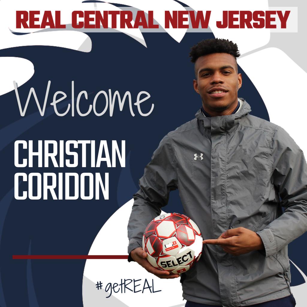 Christian Coridon at RMU Soccer