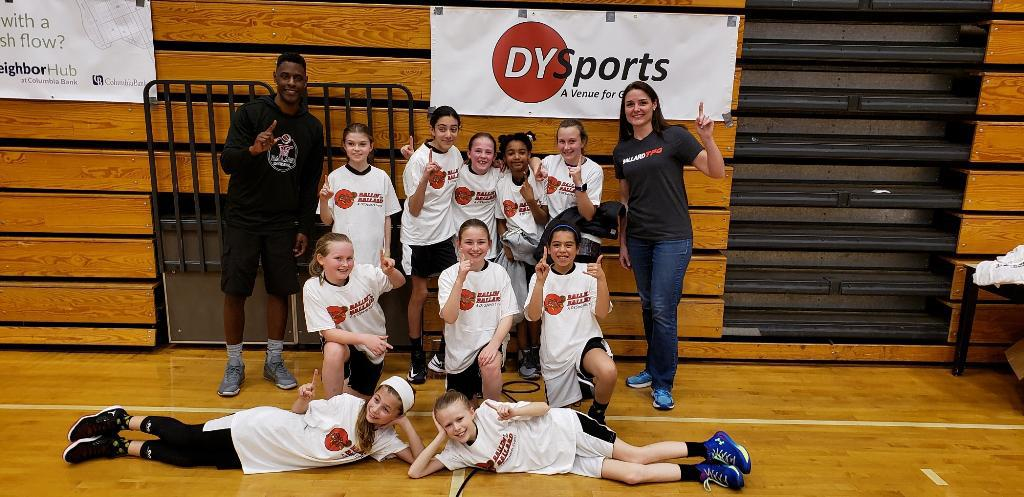 5th Grade Champs of Ballin' in Ballard