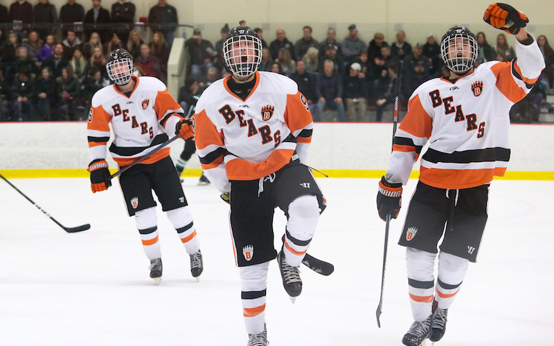 White Bear Lake has shown it belongs in the conversation about the best Class 2A teams, but Blaine's defense might preview what's to come in the postseason. Photo by Cheryl Myers, SportsEngine