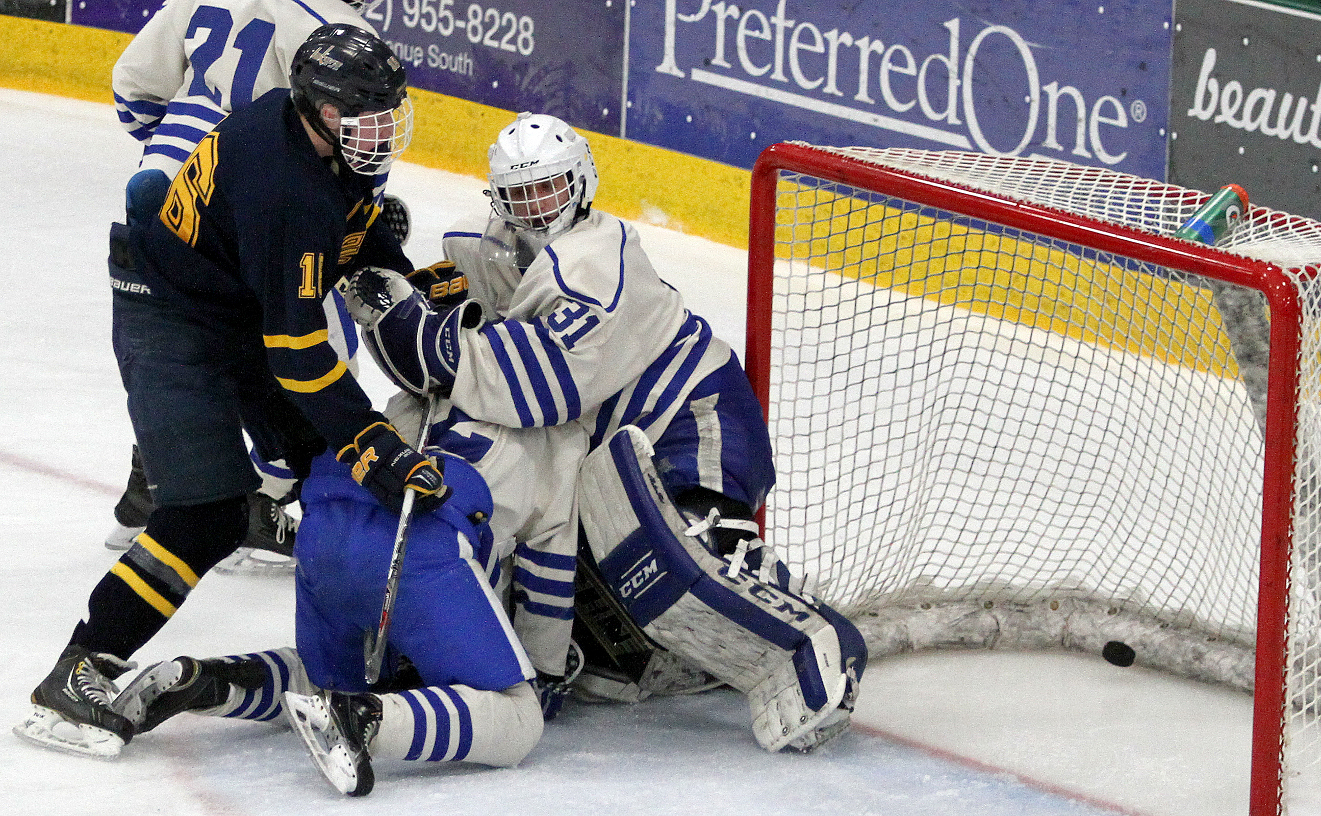 MN H.S.: Prior Lake Upsets Minnetonka To Reach First Section Championship Game