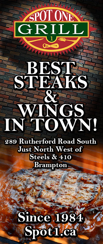 Brampton Restaurant Spot 1 Grill hosts Comedy Nights In Brampton with Fun And Great Food! We Are A Brampton Banquet Hall