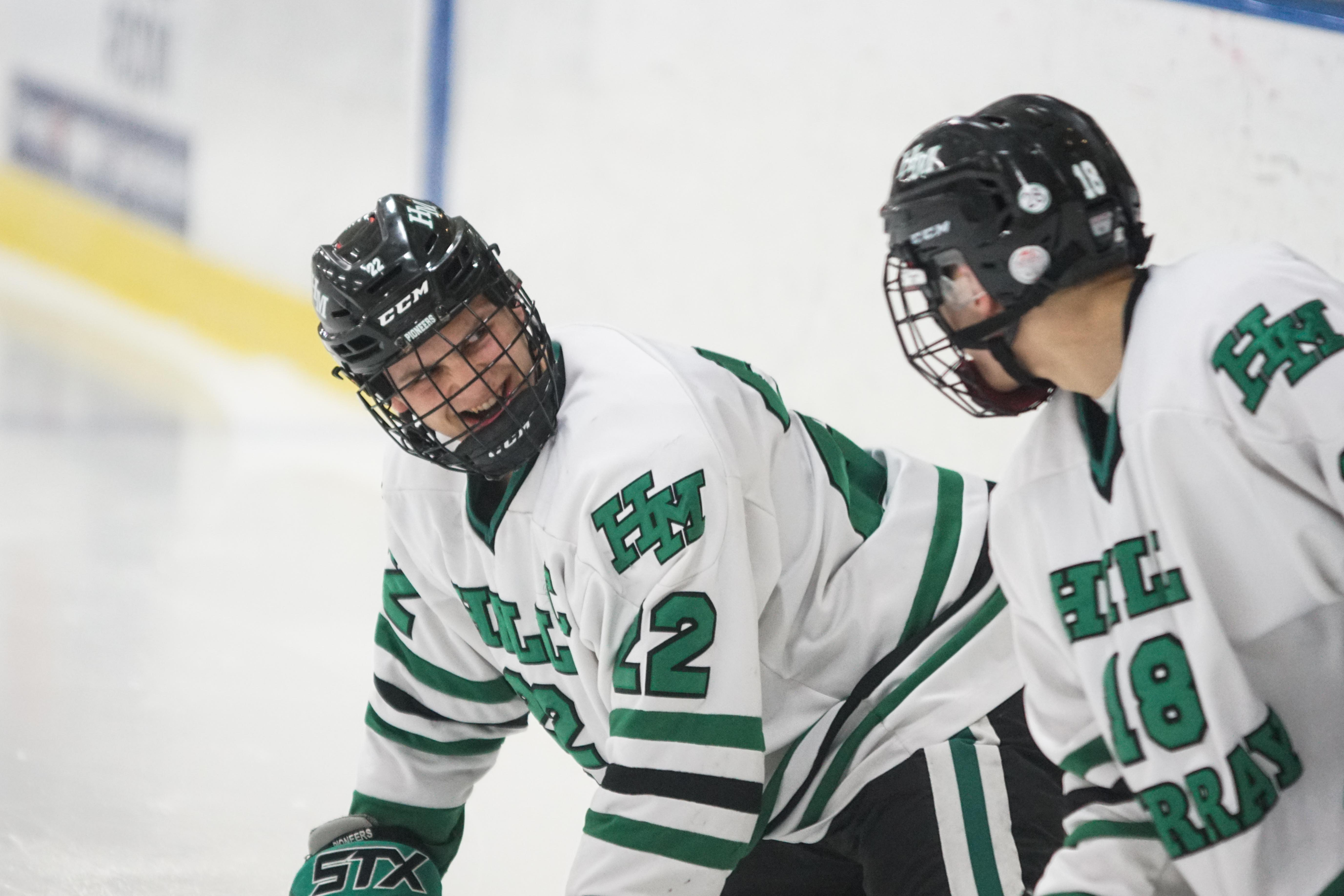 MN H.S.: Reifenberger Heats Up In Hill-Murray's Victory Over Woodbury