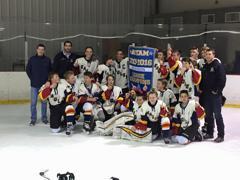 Bantam Red DNHL Champions
