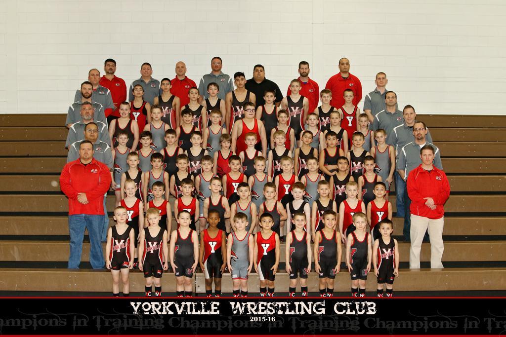 2013-14 Wrestling Club Members