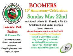 Boomer 10th anniversary small