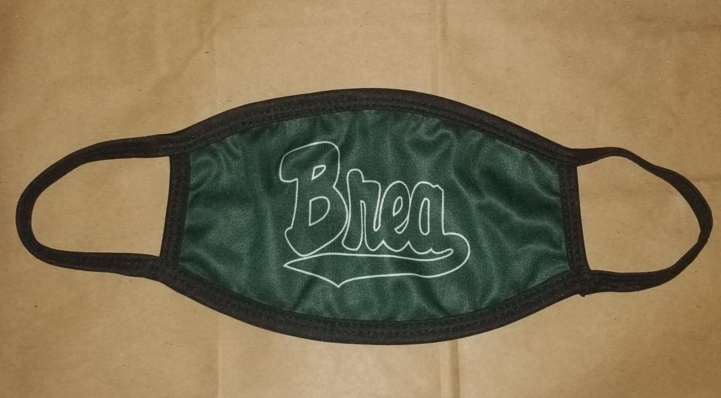 Get Your Brea Face Mask Today!