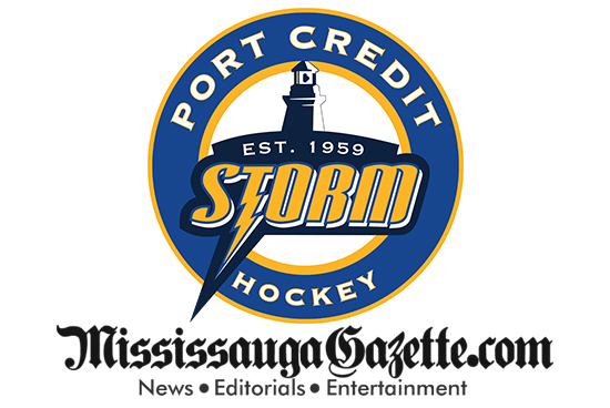 Port Credit Storm and The Port Credit Hockey Association with the Mississauga News and The Mississauga Gazette. Mississauga Hockey League News and Events