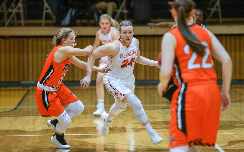 Farmington and Shakopee enter the week unbeaten in South Suburban Conference play. If they each win their league games Tuesday, they face higher stakes in their showdown on Friday. Photo by Korey McDermott, SportsEngine