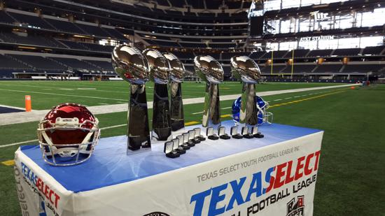 TSYFL Returns for the 3rd Year to AT&T for Fall League Championship Games Nov.19th