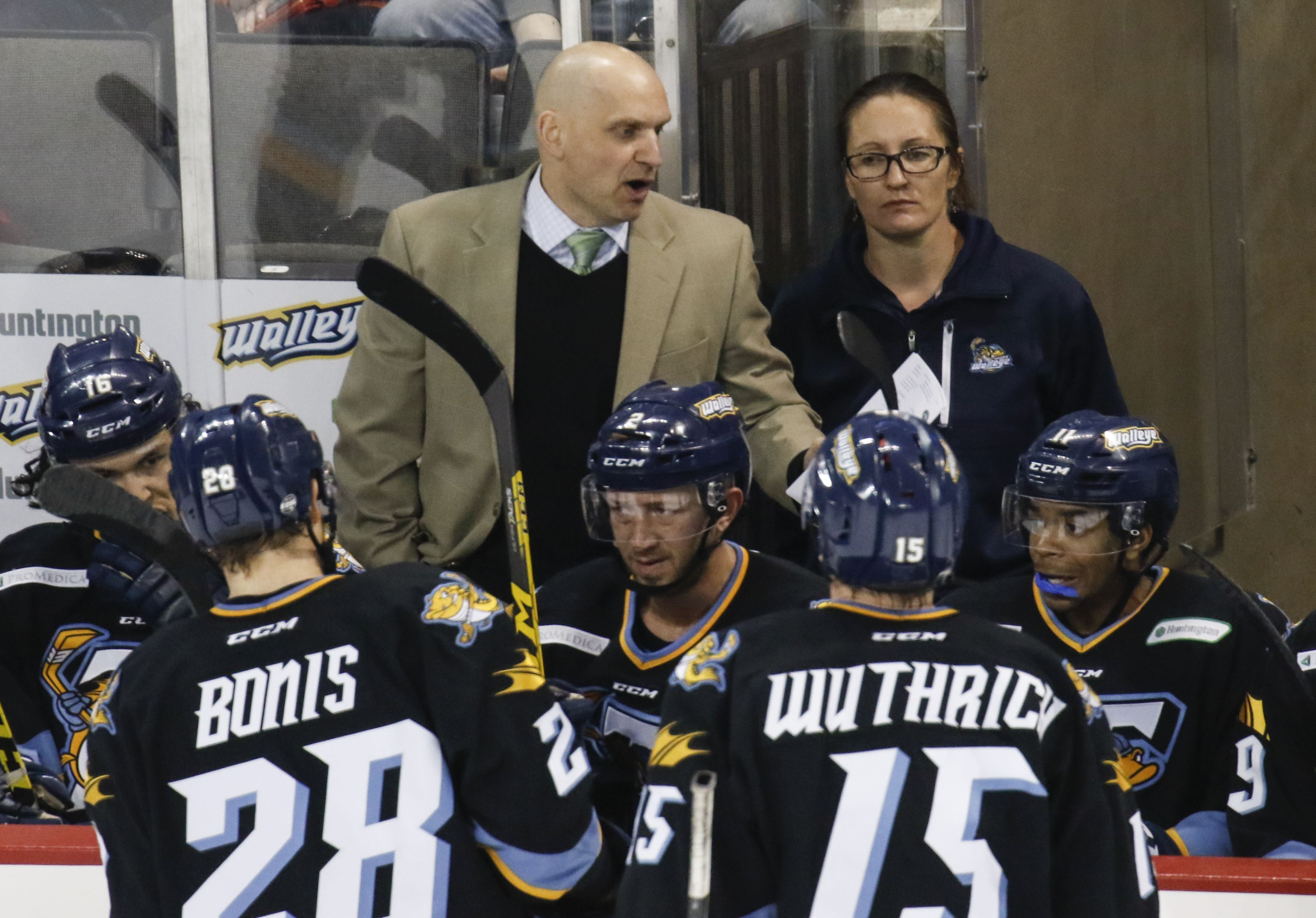 ECHL: Rosters In Playoffs Are Heavily Altered