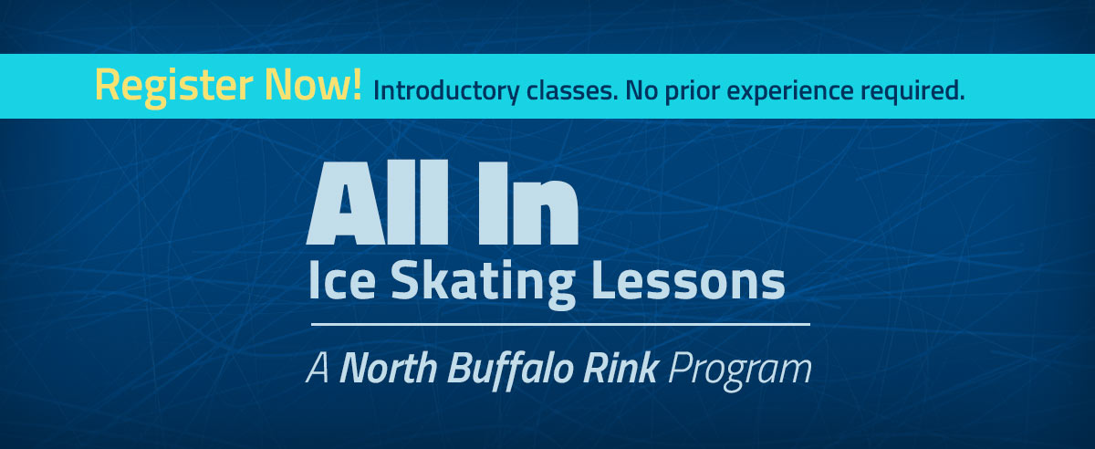 All In Ice Skating Lessons, a North Buffalo Rink Program