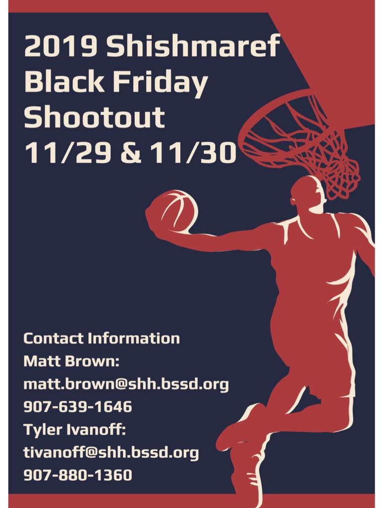 2019 Shishmaref Black Friday Shootout