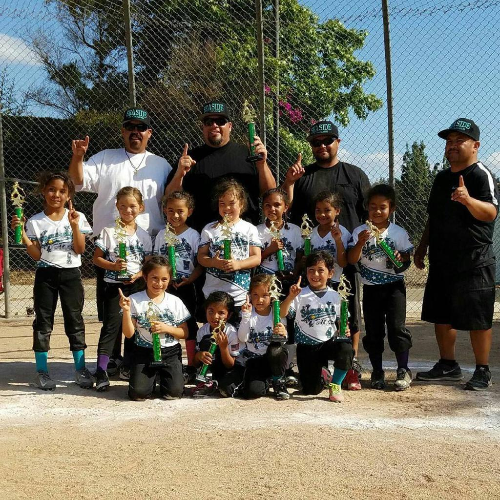 Moorpark Tournament 6U Champions!!
