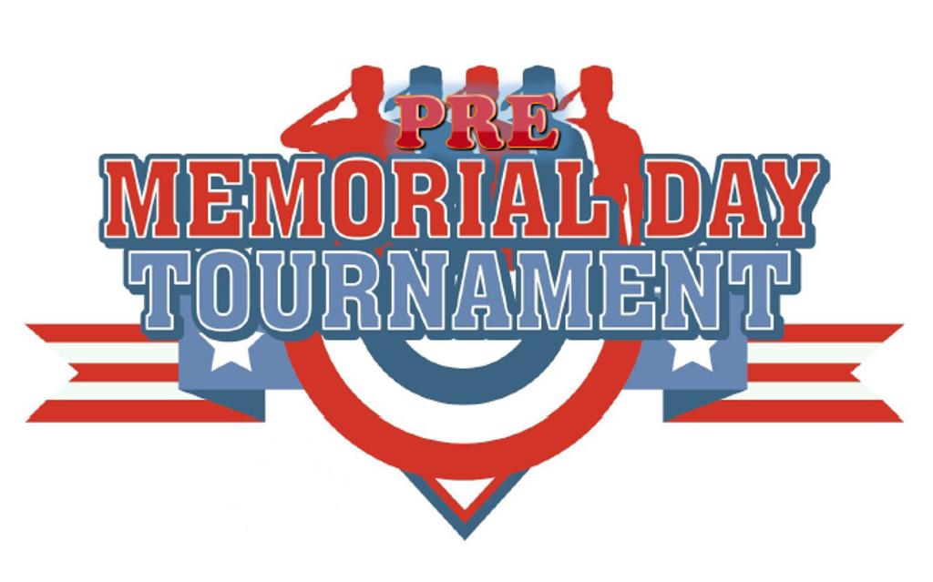 2016 Pre Memorial Day Tournament