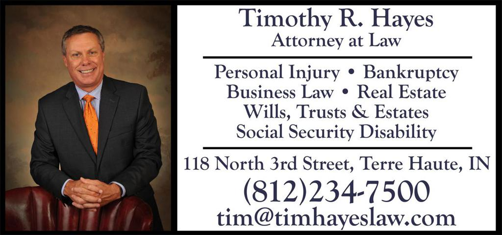 Tim Hayes Law