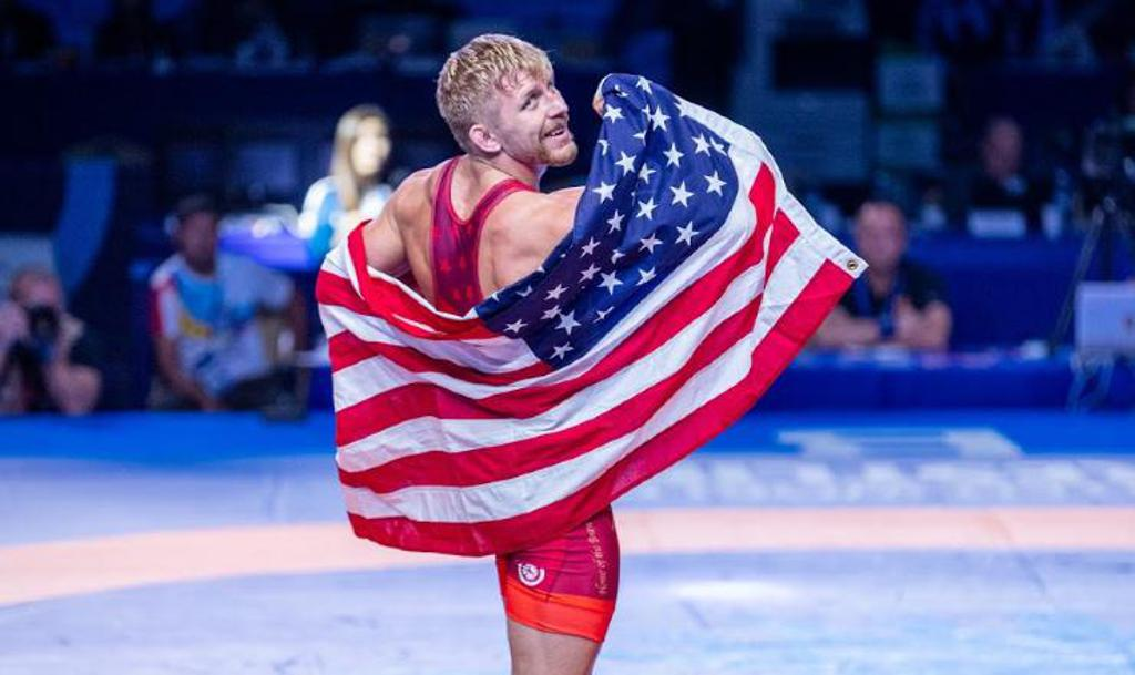 2019 World Champion-Kyle Dake