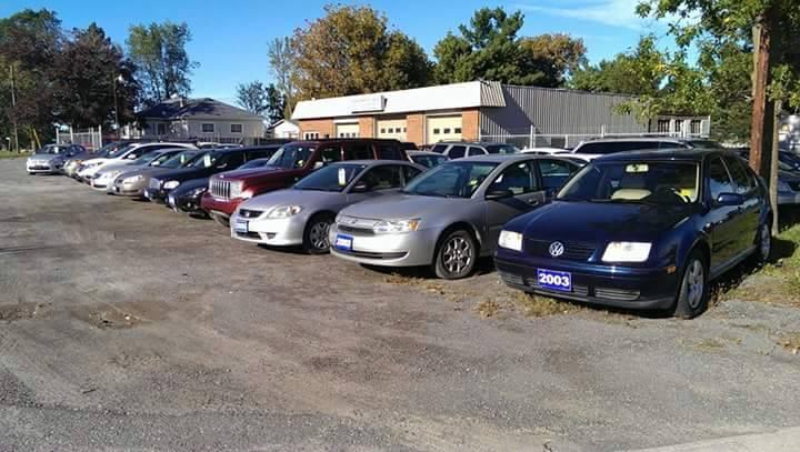 swain auto sales in odessa ontario