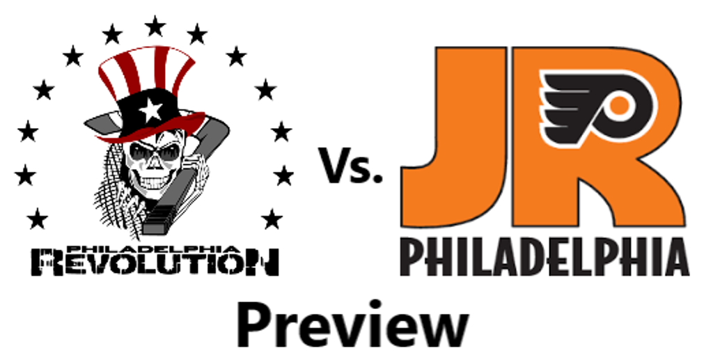 EHL Jr. Flyers host Revolution in Matinee game