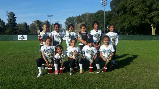 6U another trip to the ship! 2nd Place in the Ventura Tournament great job girls!!!!