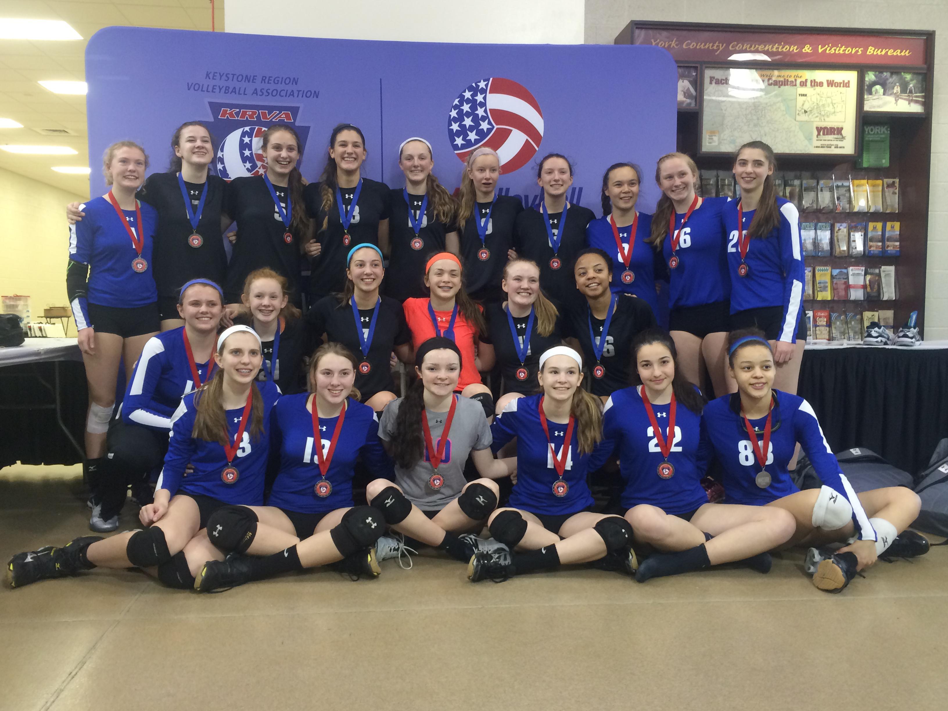 East Coast Power Dominates Krva Bid Tournament