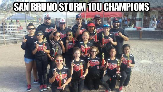 Congrats Storm 10B