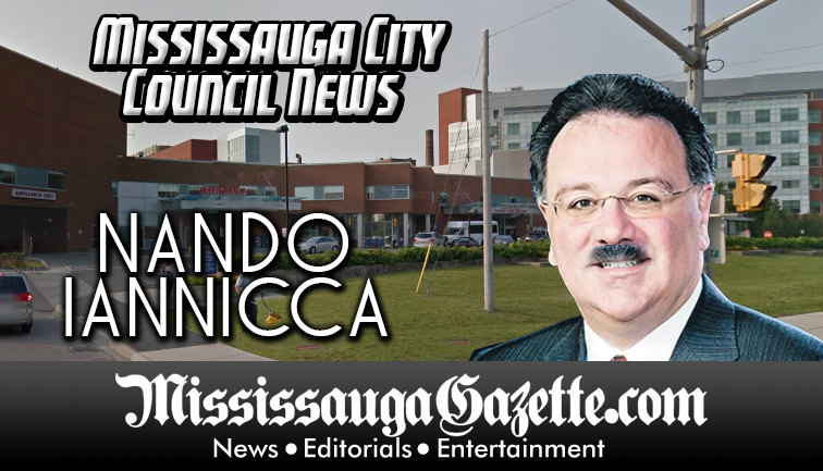 Nando Iannicca Ward 7 - Mississauga City Council - Ward 7 - Mississauga News and Mississauga Gazette - Mayor Bonnie Crombie - Trillium Hospital is in Ward 7. Insauga.com by Khaled Iwamura. Mississauga Gazette by Kevin J. Johnston