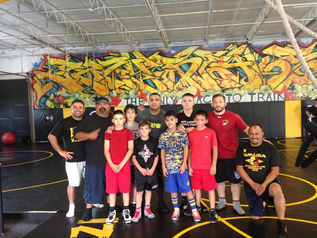 Kids Nationals NM Team