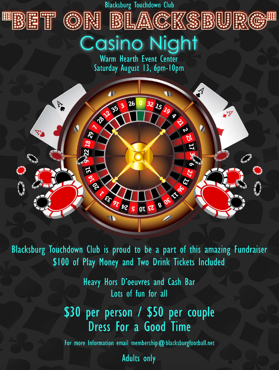 Casino night event luminere casino saint louis missouri