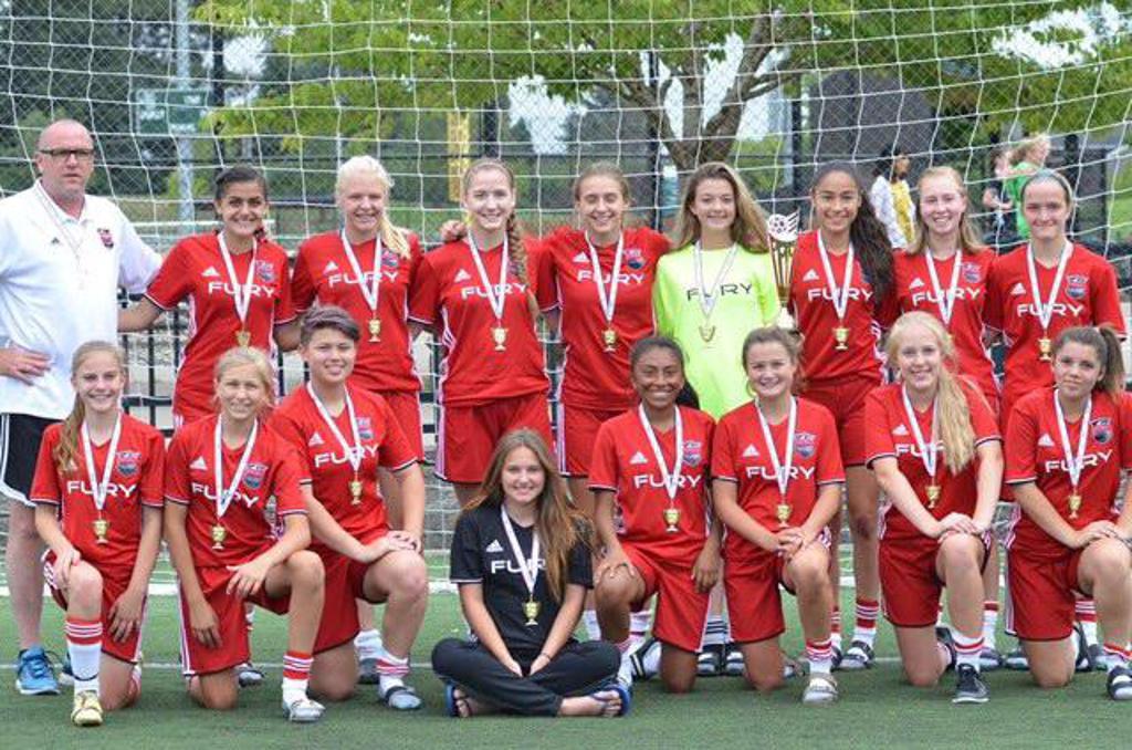 Beaverton Adidas Cup Champions