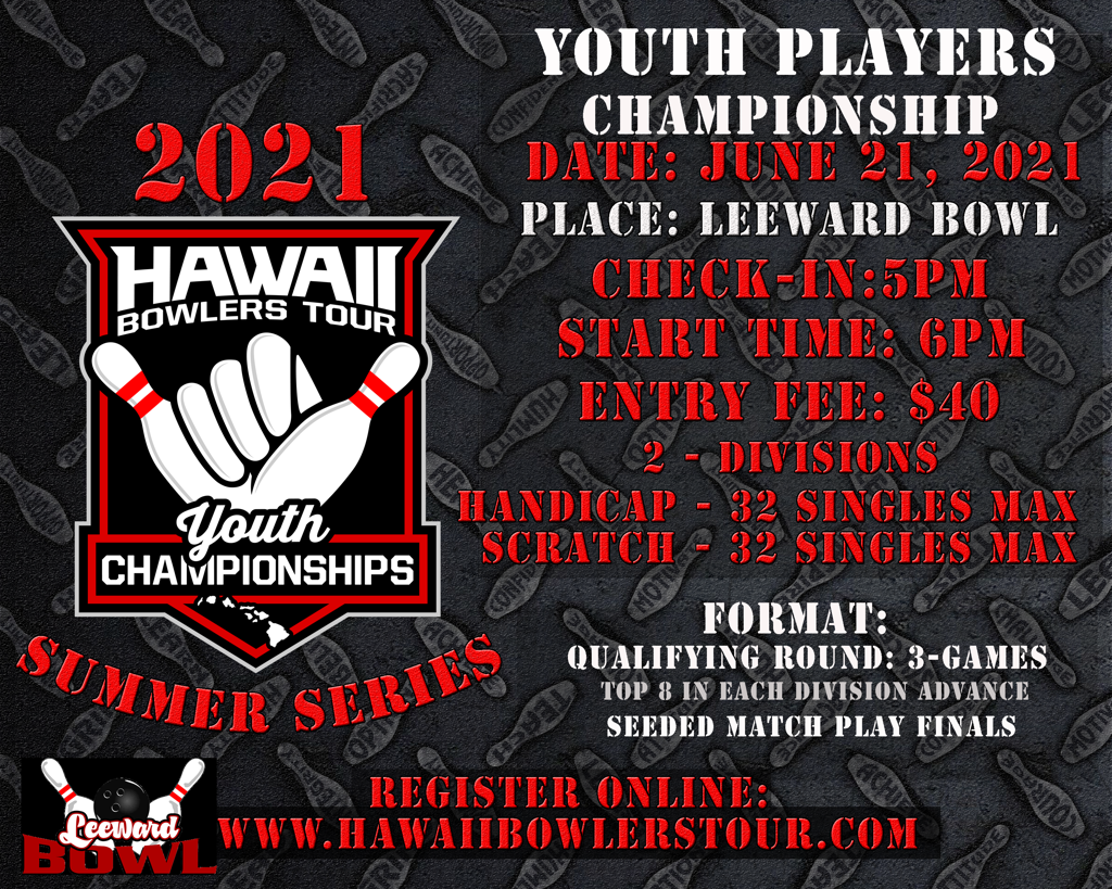2021 HBT Summer Series Youth CHAMPIONSHIP Event