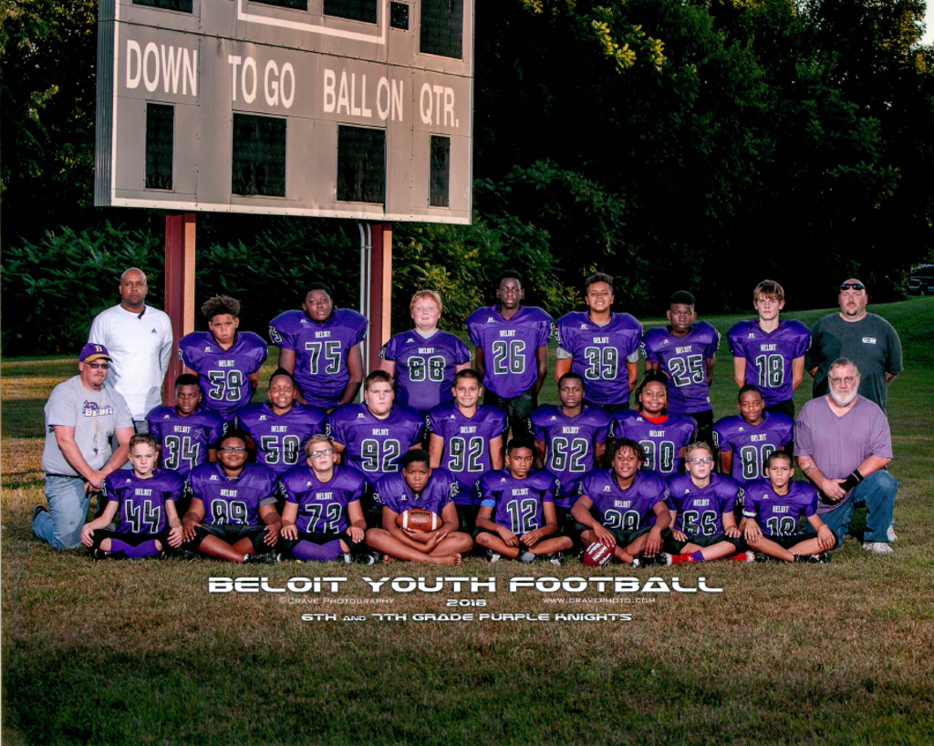 a953957176c Welcome to the Home of Beloit Youth Football!