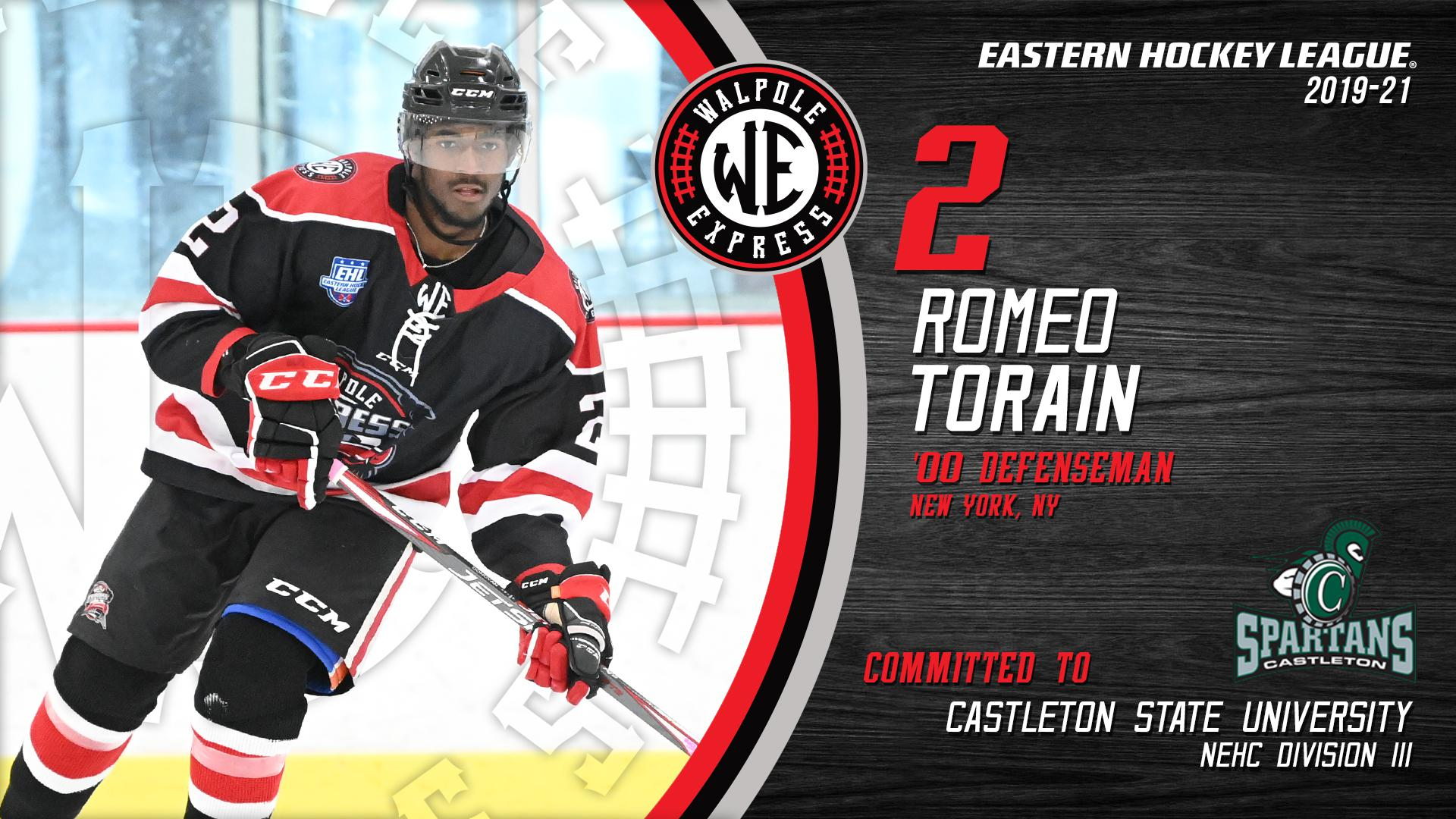 Romeo Torain