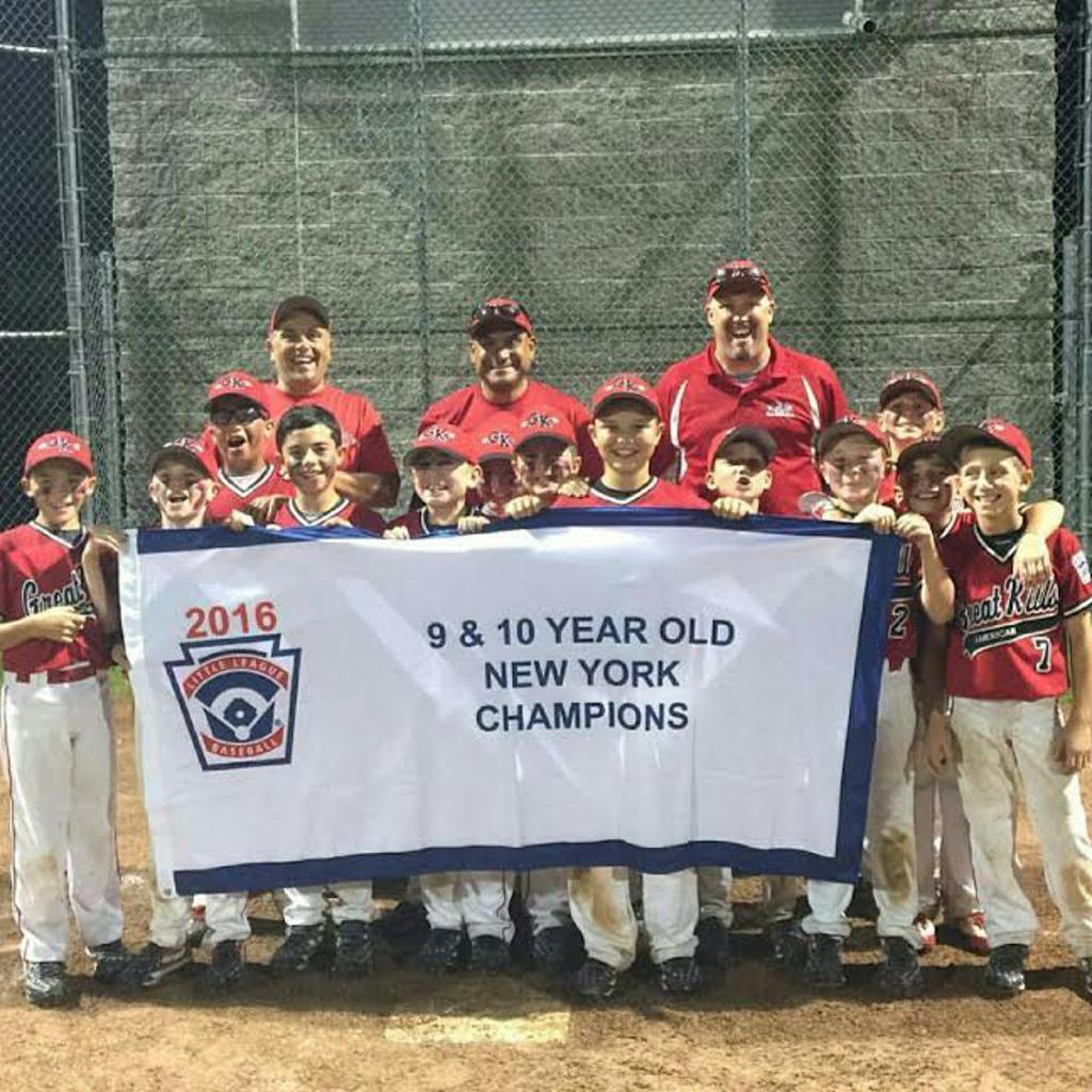 LL Regionals All-Star baseball 10s: Great Kills American look to take regional championship