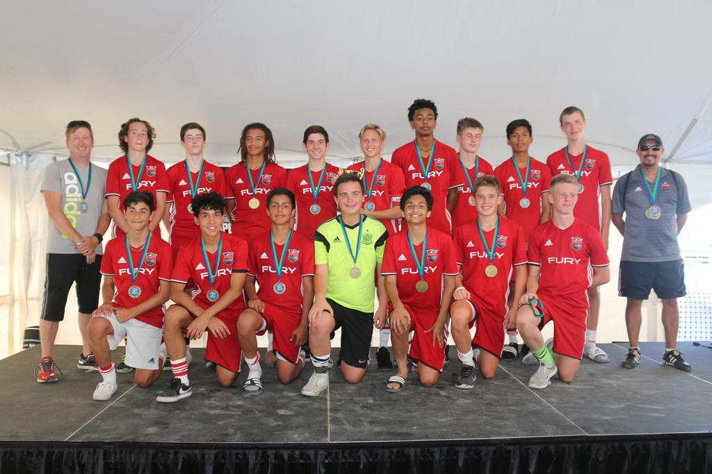 Fury B00 Black Central WA Super Cup Champions