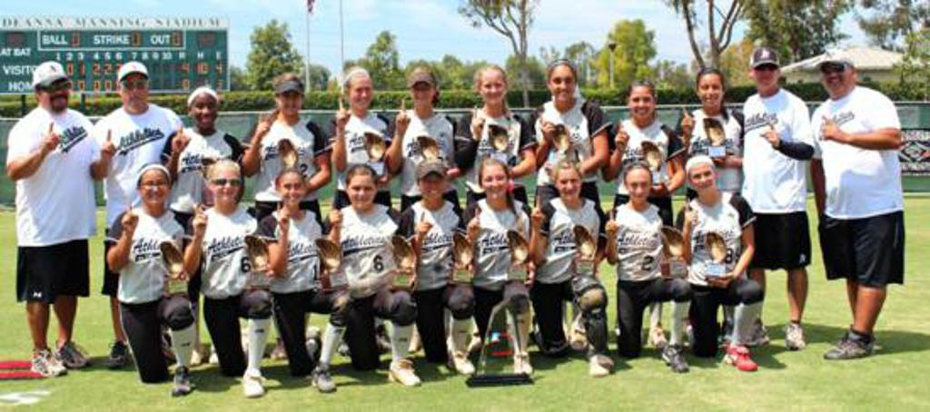 2013 PGF National Champions