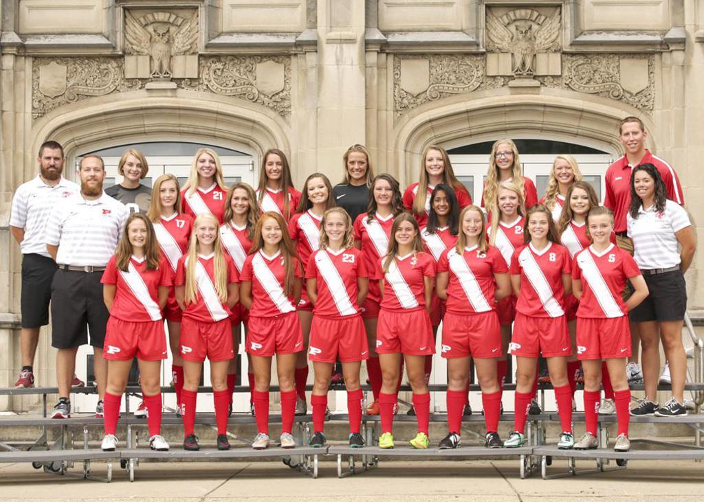PHS 2016 Varsity Girls Team