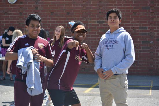 Quail Hollow Middle School