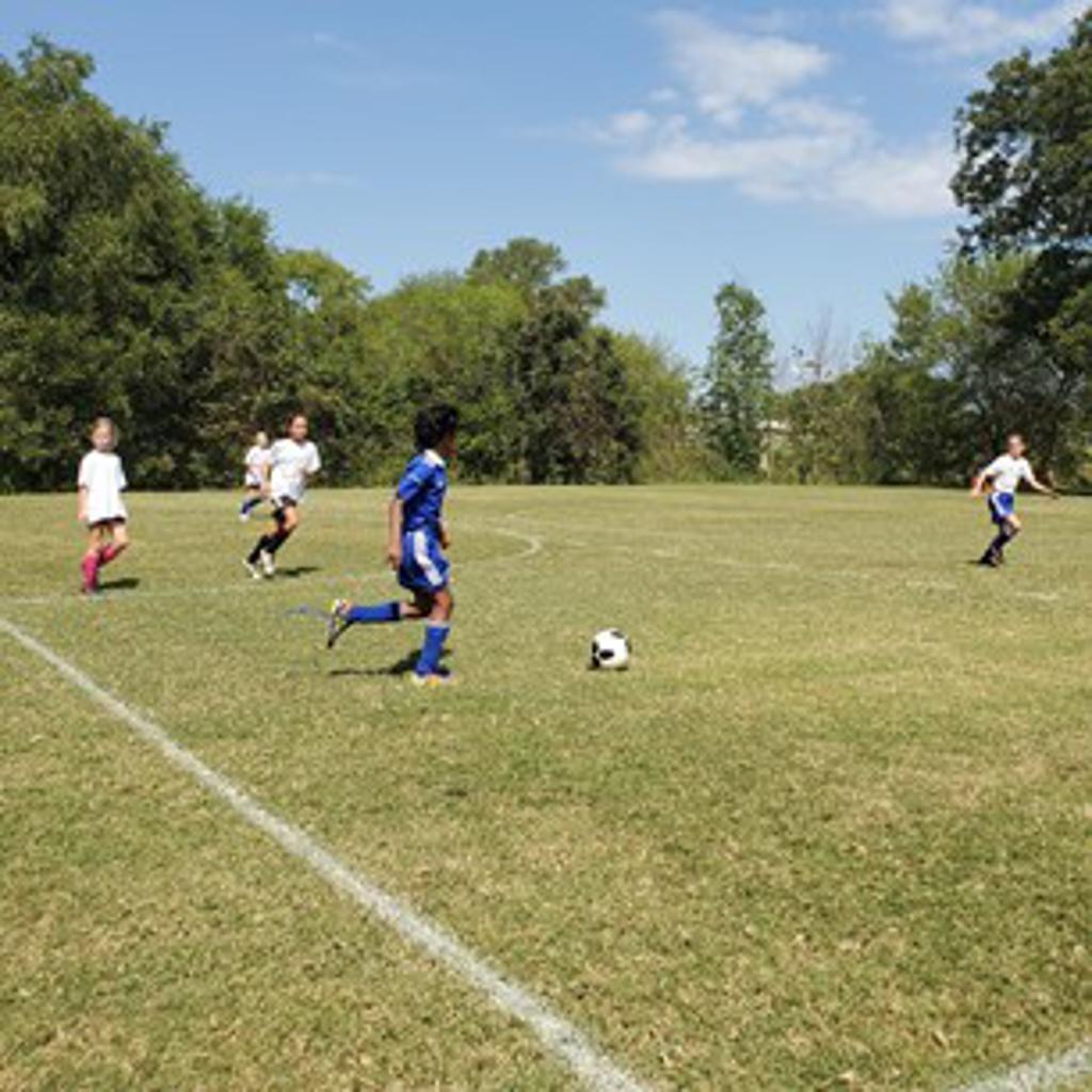 T&C Sports Academy Offense Photo